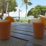 Drinks at Coconut Cove