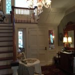 Some pictures of the beautiful Edward Harris Bed and Breakfast in Rochester, NY