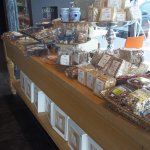 some packaged items at the Mosfell Bakery