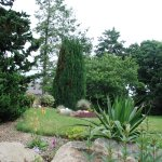 Côté jardin ...