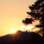 Coucher soleil hohnack