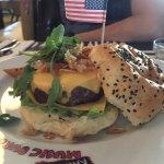 Americam Music Burger