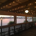 Awesomely nostalgic atmosphere, located on the beautiful Ouachita River in Monroe, LA! Live pian