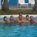 Piscina Hotel La Samanna