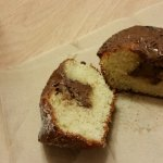 Nutella duffin