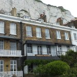 Hotel with White Cliffs