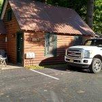 Our cabin...#8. McKenzie's Cabin.