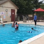 HEATED POOL !! The water is warm enough that the kids can even swim in the fall!