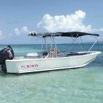Cool boat grand cul-de-sac marin