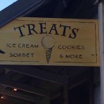 Best place in Nevada City for ice cream!