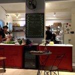 Cozinha Aberta Etnia Foto