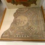 Wonderfully evocative Roman mosaic floor