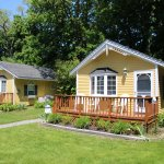 Cottages can also be rented.