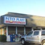 Pete's Place, Oakhurst, Ca