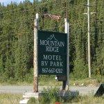 Foto de Mountain Ridge Motel & RV Park