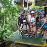 Ready to Zipline through the Rainforest