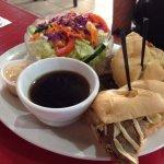 Tender Beef Dip! Yummy!