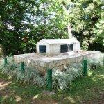 Stevenson's grave