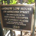 Andrew Low House Foto