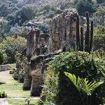Ruinas de la posada