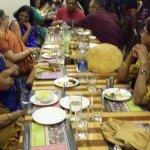 Cream Centre family get together 1