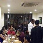 Cream Centre family get together 2