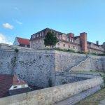 Zitadelle Petersberg Foto