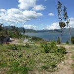 Photo of Dillon Reservoir