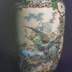 陶器だとばかり思っていた七宝焼。素晴らしい芸術。