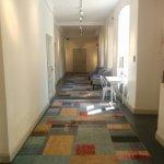 corridoio camera