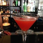 We had strawberry Margarita's made with with fresh Kent fruit.