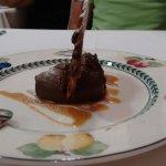 DIAMANTE DE CHOCOLATE