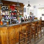 The Alma bar area