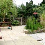 The Alma garden