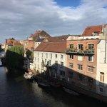 Foto de Ghent River Hotel