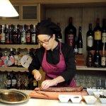 Chef Noelia Andia Evento Crudifest