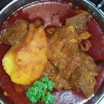 Durban Mutton Curry