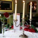 unser 4-Gänge Candle Light Dinner
