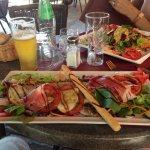 Succulente tartine Italienne !!