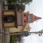Church at walking distance