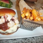 The Lobster Burger (8/10)