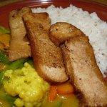 Tofu (Casero) asado