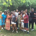 Minter Family BBQ July 206