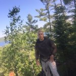 Backpacking on the Boarder Route Trail in the Boundary Waters