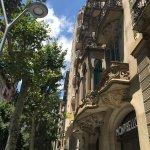 Photo de Hostalin Barcelona Gran Via