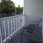 Room 225 balcony