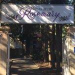 """Restaurant """"Rosemary"""""""