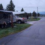 overflow campsite