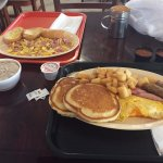 Las Canaras breakfast!