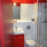 Notre salle de douche